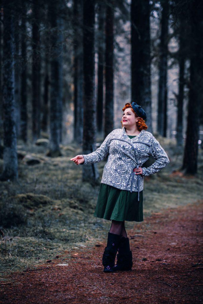 Glinder kläder retro rockabilly 50 tals klänning